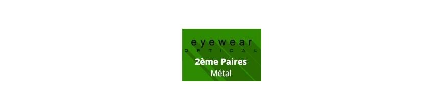 Optical Eyewear Métal